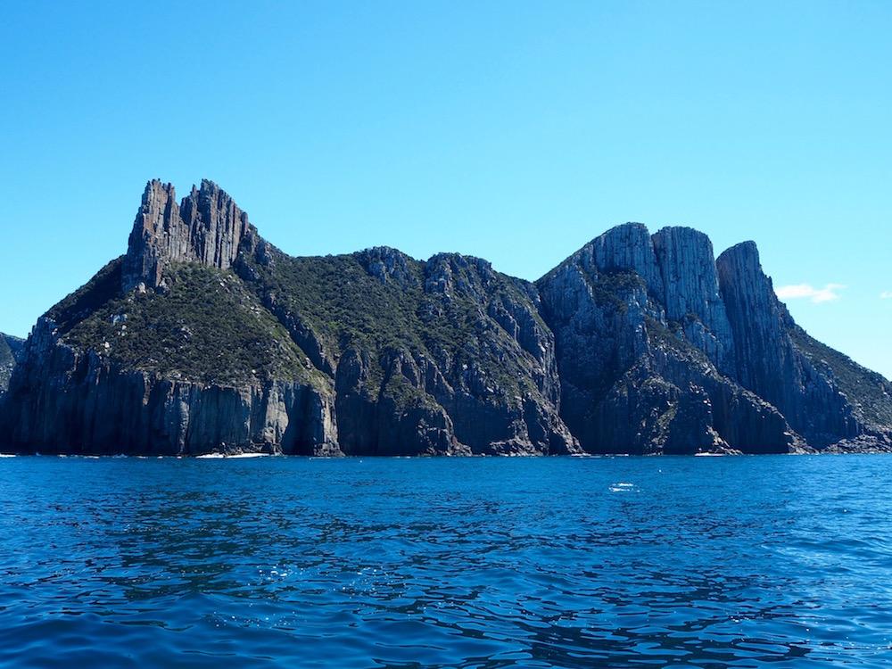 The impressive Cape Pillar.