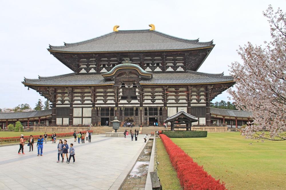 The Daitbutsu den.