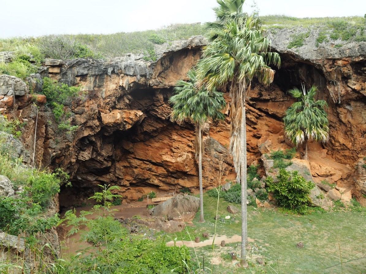 The Makauwahi Cave.