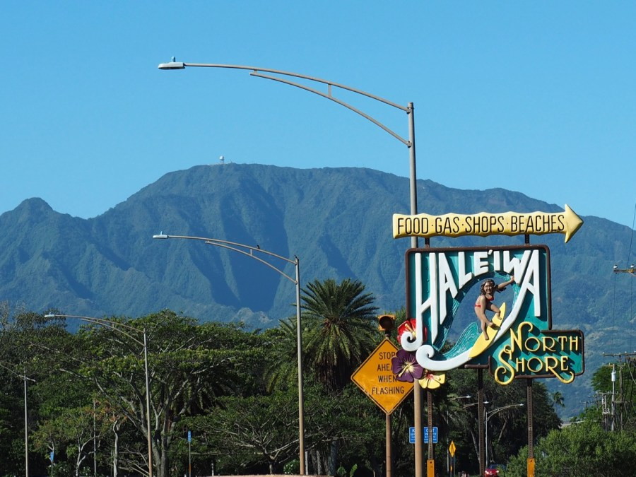 Welcome to Haleiwa!