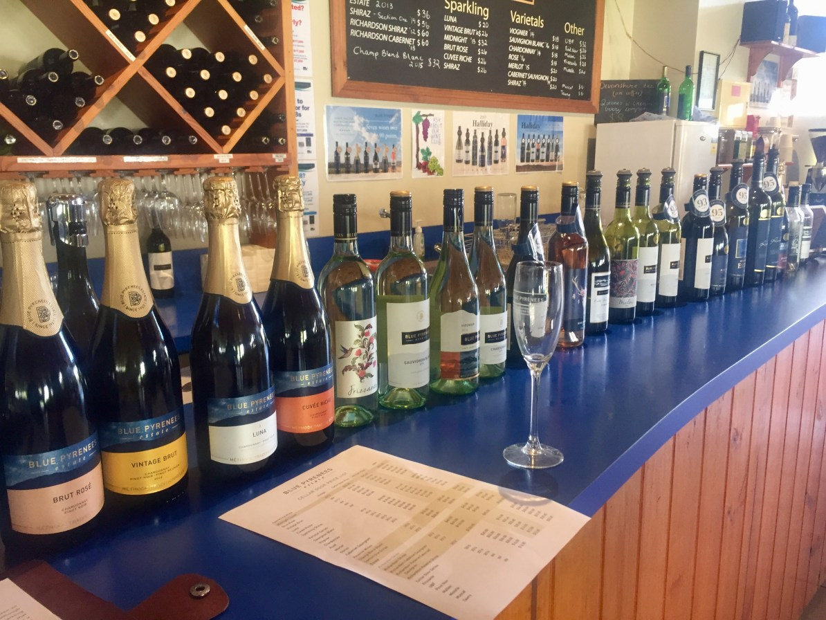 So many wines to try!