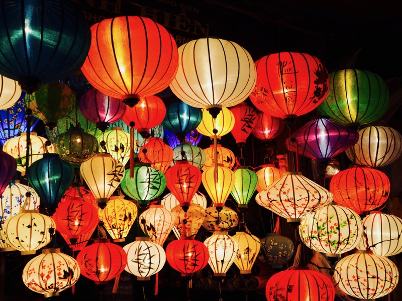 Image result for Lantern Festival in Hoi An vietnam