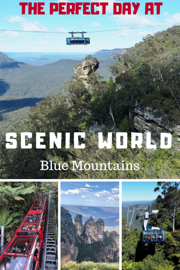 The Perfect Day at Scenic World, Blue Mountains
