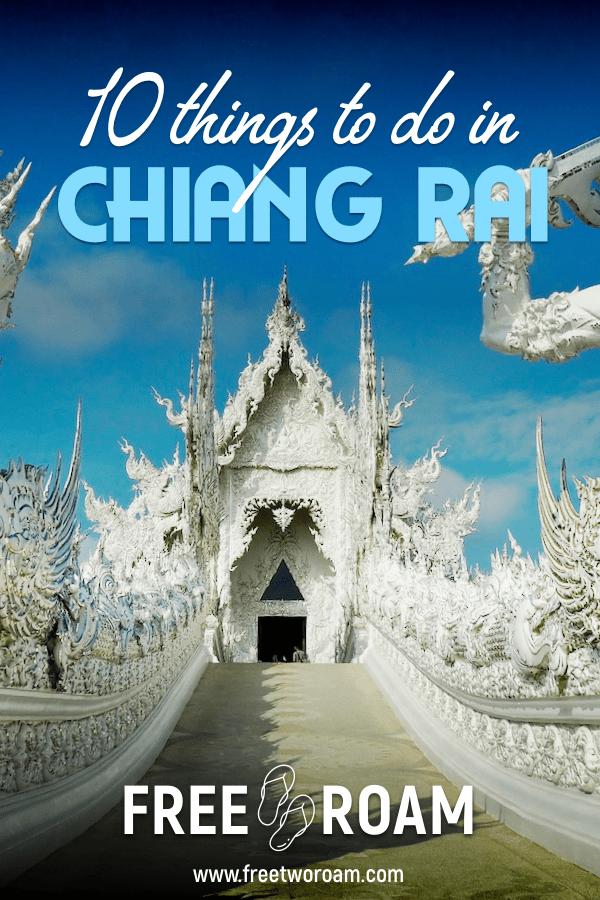 Top Ten Thing to do in Chiang Rai