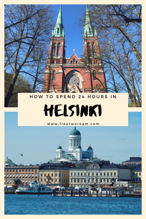 How to Spend 24 Hours in Helsinki