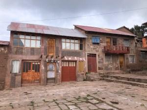 Taquile - Lake Titicaca