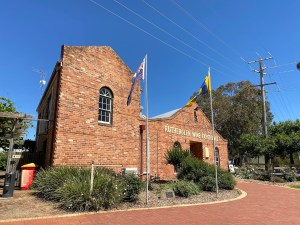 Rutherglen Wine Experience and information centre