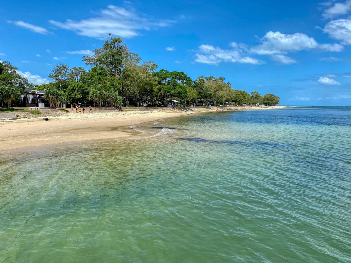 Bongaree Beach - Bribie Island