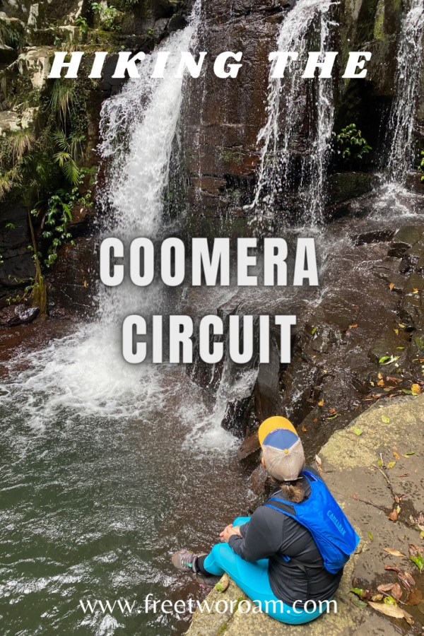 Hiking the Coomera Circuit, Lamington National Park