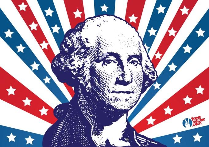 George Washington Vector Art & Graphics | freevector.com