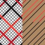 Geometric Fabric Patterns Vector Art Graphics Freevector Com