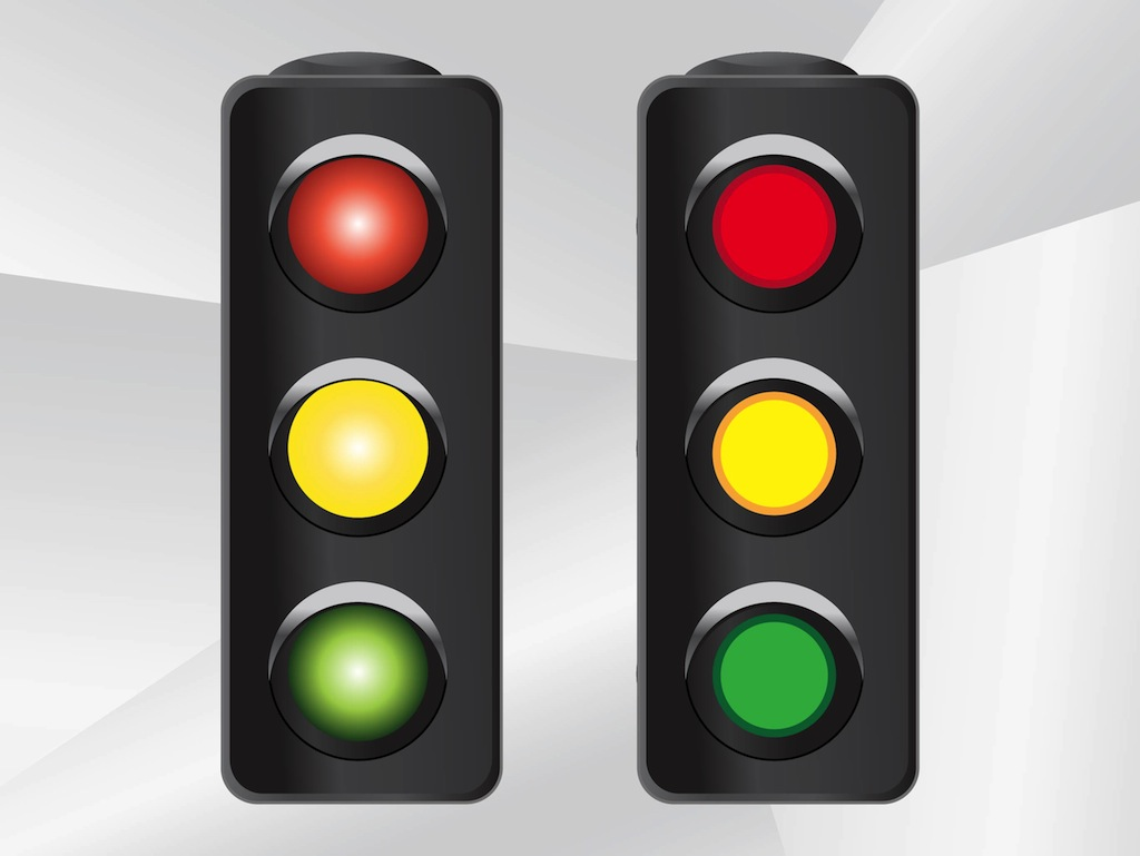 Traffic Lights Vector Vector Art Amp Graphics
