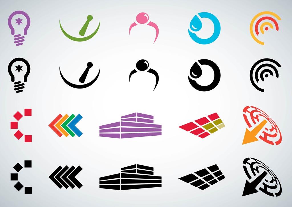 Logo Design Footage Vector Art Graphics freevectorcom
