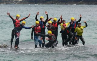 Stag Party Coasteering