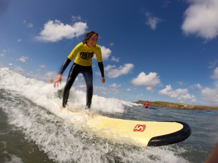 Surfing Lessons Bude Cornwall