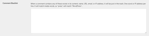 wordpress-comment-blacklist-box