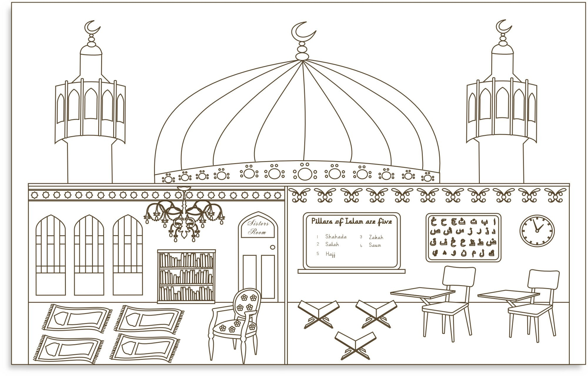 Masjid Crafts