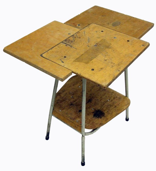 Stool-Top Table
