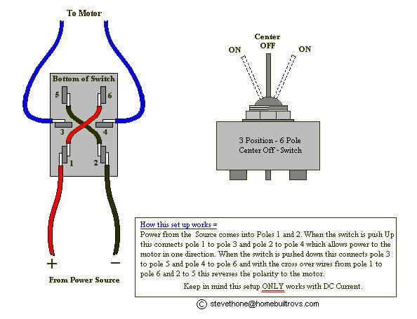 3 position rocker switch wiring diagram  jaguar mark 7