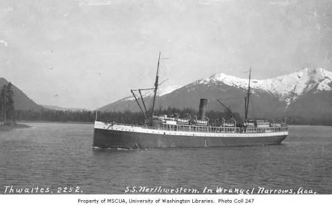 steamer northwestern