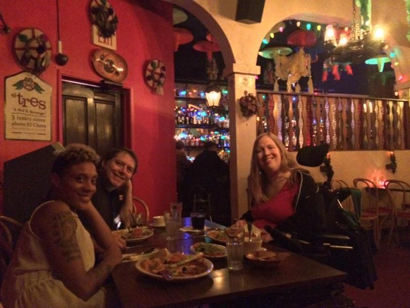 Dinner in Silverlake