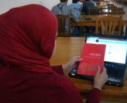 Free Women Writers Afghan Woman reading books feminist books muslim woman hejab
