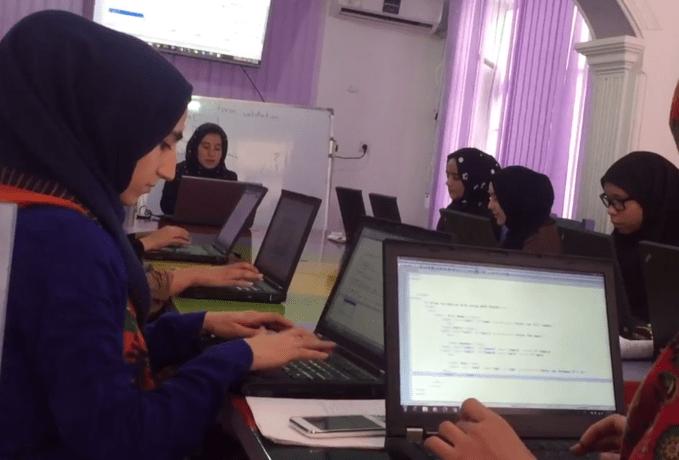 Fereshteh Forough- Code to Inspire- Afghanistan- Afghan women- II