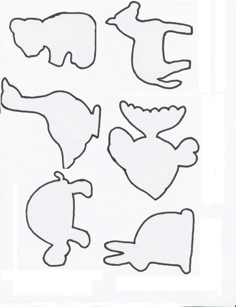 Cutout Printable Wood Patterns Free