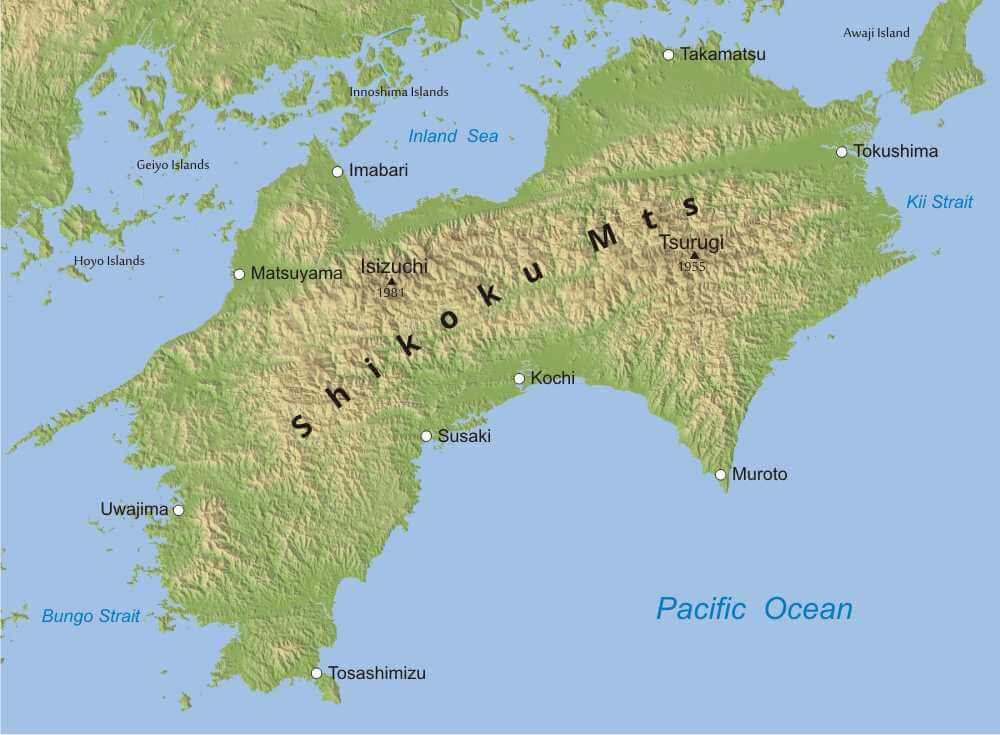 ... Physical Vector Map Japan Map Blank Political Japan Map With Cities Physical  Map Of Japan Stock Photos And Pictures Getty Images Topographical Map Of ...