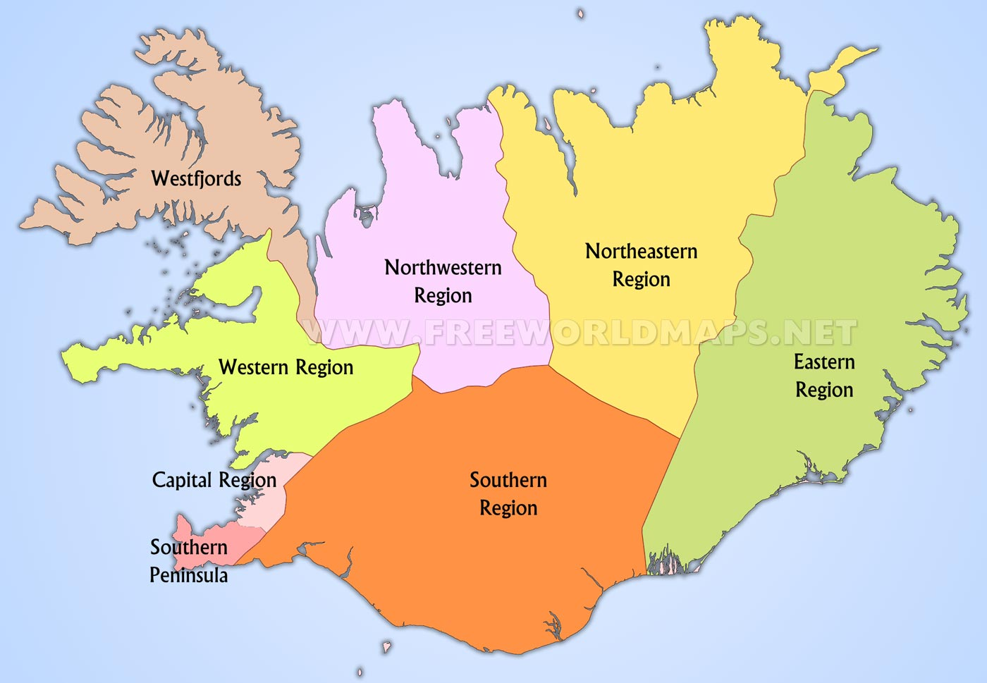 The Golden Circle in Iceland – Is it Worth it? – She Noted on confederate arizona map, akureyri map, confederate states of america map, blue lagoon map, compromise of 1850 map,