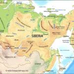 Siberia Map