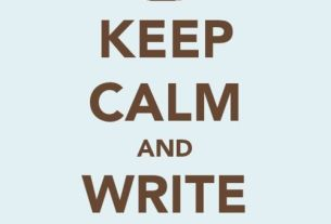 Keep Calm and Write 50k Words