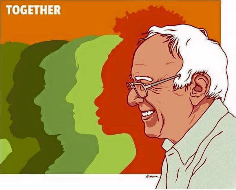 Together - Bernie Sanders