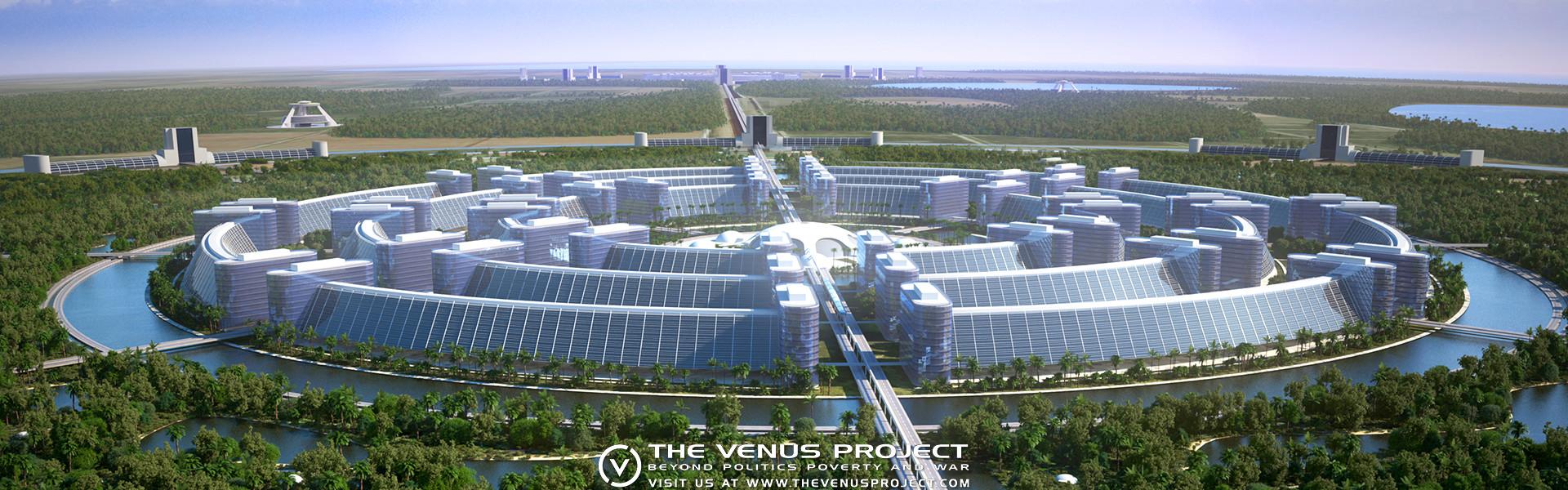 The Venus Project Concept City