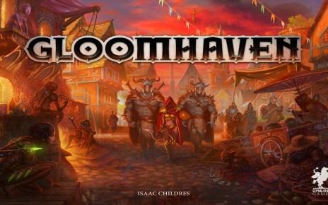 Gloomhaven Box Top