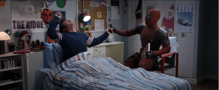 Once Upon a Deadpool - Nickleback Edition
