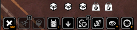 Dropped items showing as bags in Encounter Bar (Phoenix Point)