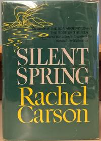 Book Cover from Silent Spring by Rachel Carson