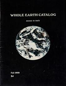 Whole Earth Catalog Fall 1968