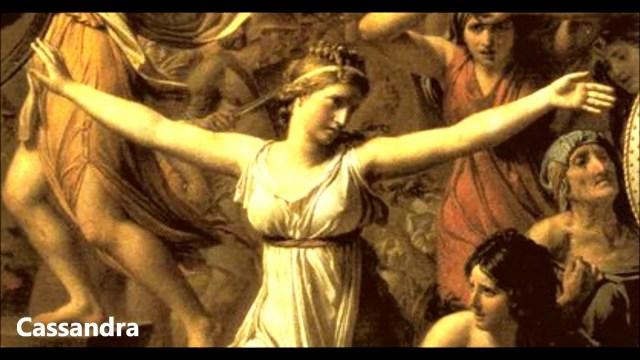 Cassandra, Princess of Troy