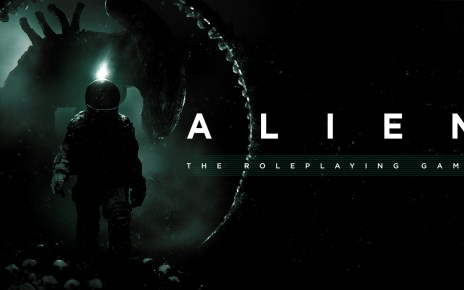 Alien: The Role Playing Game banner
