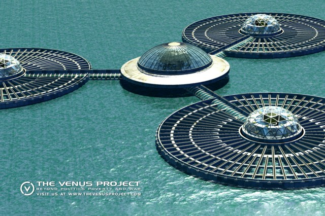 Mariculture (The Venus Project)