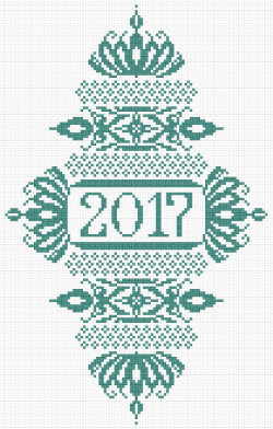 free band sampler cross stitch pattern from Kincavel Krosses