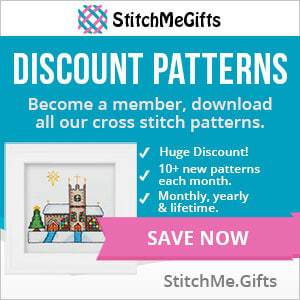All Patterns at StitchMeGifts Are Free for a Limited Time