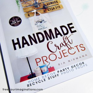 Cover Buku Handmade Craft Projects