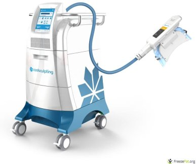 freezefat.org - CoolSculpting machine