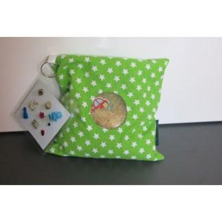 Spybag Sterne grün