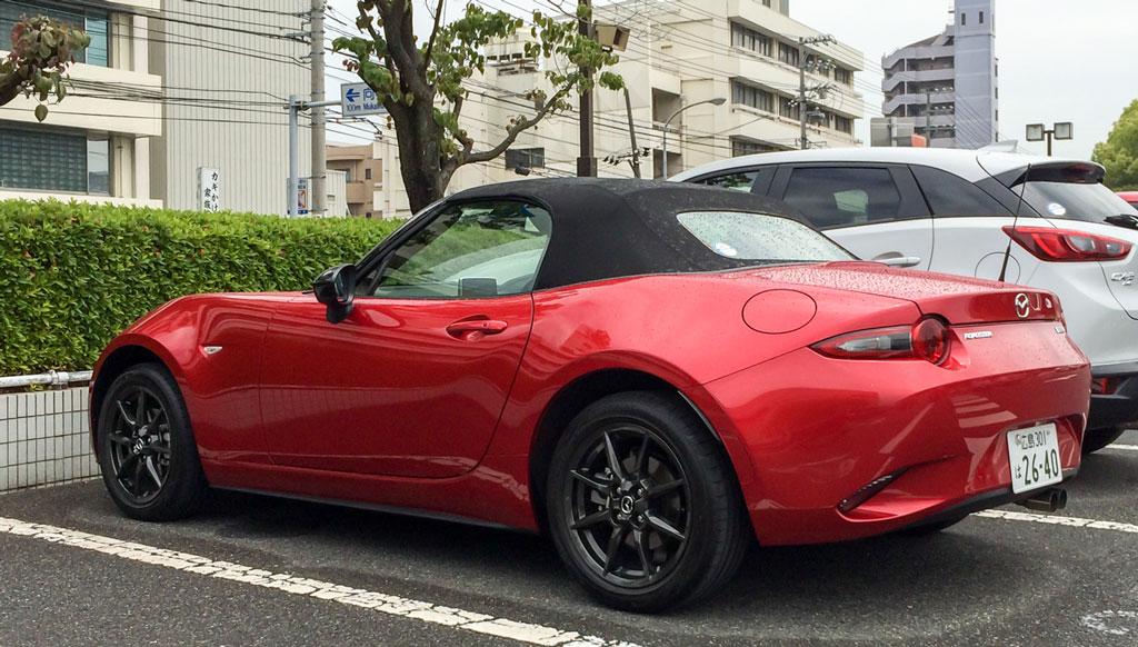 Mazda Mus