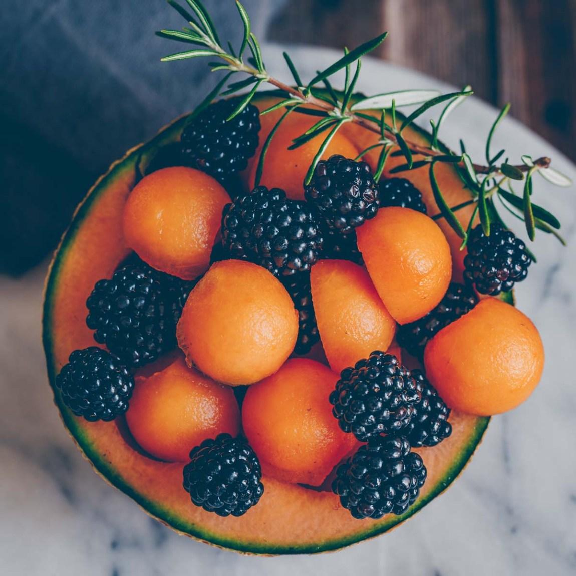 Blackberry Melon