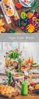 Easter Brunch vegan